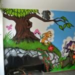 Kinderzimmergestaltung 1